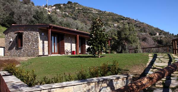 Country house country house cilento for Esterno di mattoni di campagna francese